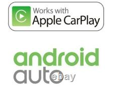 02-06 Ford Mercury Lincoln Apple Carplay Android Auto Bluetooth Touchscreen Pkg