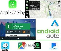 04-17 Ford F & E Series Kenwood Navigation Apple Carplay Android Auto Car Stereo
