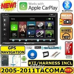 05-11 For Toyota Tacoma Touchscreen Gps Nav System Usb Cd/dvd/ Car Radio Stereo