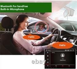 10.1 Android 9.1 1Din Car Stereo Radio GPS Navigation Multimedia Player 1G+16GB