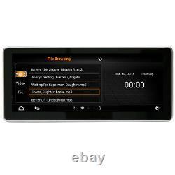 10.2 Touchscreen Android GPS Navigation USB Bluetooth für Audi Q7 MMI 2G High