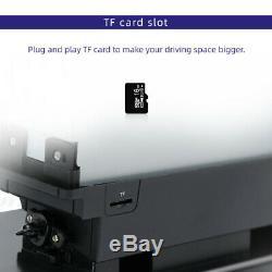 10'' Android Single Din GPS Navigation Bluetooth Universal Car Radio MP5 Player