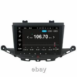 10 Touchscreen Android Autoradio GPS Navigation Bluetooth USB für Opel Astra K