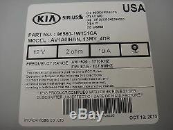 12 13 14 Kia Rio OEM GPS Navigation System Satellite Bluetooth Phone Radio