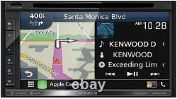 1998-07 Ford Mercury Kenwood Garmin Nav Carplay Android Auto Bluetooth Stereo