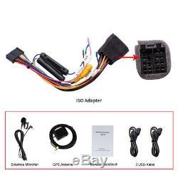 1 Din Autoradio mit Bluetooth DSP Android GPS Navigation 8 Kern Mirror Link PIP