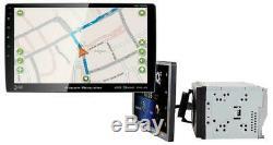 2000-2012 Chevy Gmc Truck Van 10.6 Navigation Bluetooth Usb Cd/dvd Car Radio