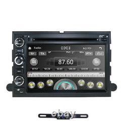 2004-2016 FORD F250/350/450/550 BLUETOOTH DVD CAR Stereo GPS NAVIGATION SYSTEM