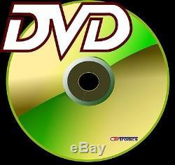 2004-2016 FORD F & E SERIES JENSEN NAVIGATION CD/DVD BLUETOOTH Car Radio Stereo