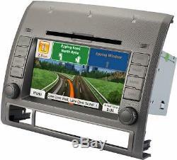 2005-2012 Toyota Tacoma DVD CD GPS Navigation Radio Bluetooth Android 8.1 USB SD