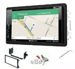 2006-2015 Gps Navigation Chevy Gmc Silverado Sierra Savana Bluetooth Car Stereo