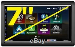 2007 & Up Chrysler Jeep Dodge Apple Carplay Android Auto Bluetooth Touchscreen