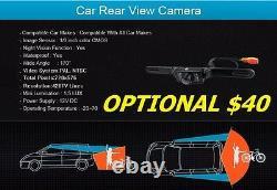 2009-14 Ford F150 Gps Cd/dvd Navigation System Bluetooth Usb Car Stereo Radio