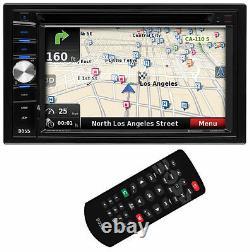 2014-2017 Silverado Sierra Gps Navigation System Bluetooth Car Stereo Radio