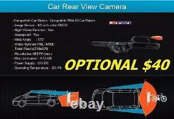 2014-2018 Silverado & Sierra DVD CD Navigation Bluetooth Car Stereo Radio