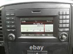 2019 MERCEDES BENZ Vito Radio Media Navi Handy Display Kopf Einheit A4479009005