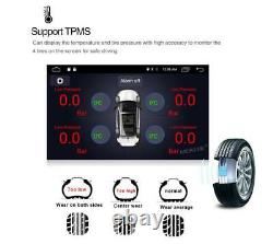 2DIN 10.1in Car MP5 Player Bluetooth GPS Navigation Stereo Radio WIFI With Camera