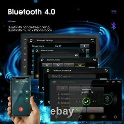 2 DIN 7 Android 10.1 Car Stereo Radio GPS Navigation WiFi Bluetooth AUX USB MP5