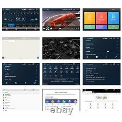 2 DIN Android 10.1 Car Stereo Radio 7 GPS Navigation WiFi Bluetooth MP5 +Camera