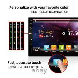 2 Din 7inch Android 10 Autoradio Car GPS Navigation Radio Stereo Player BT DAB