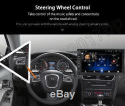 7'' Car Stereo Radio GPS Navi MP5 Player 2DIN Wifi Bluetooth Android 8.1 Camera