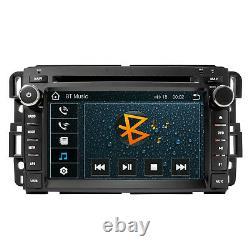 7 GPS DVD Navigation Bluetooth Touchscreen Radio for GMC Acadia 2007-2013