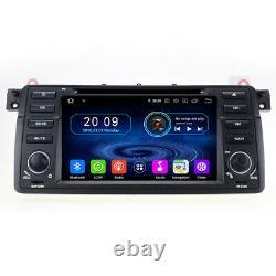 7 Touchscreen Android Autoradio DVD USB GPS Navigation Bluetooth für BMW E46 M3