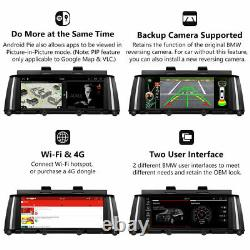 8.8GPS Navigation Android9.0 Car Stereo Radio DVD Multimedia for BMW X3 F25 NBT