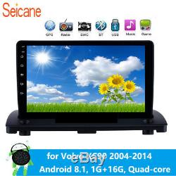 9Android8.1 for Volvo XC90 2004-2014Radio GPS Navigation Bluetooth MP4/5 Player