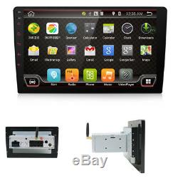 9 1 DIN Car Radio Video Player GPS Navigation Mirror Link Bluetooth Android7.1