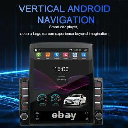 9.7 GPS Navigation For Car Double Din HD Stereo Radio with Bluetooth Player Wifi