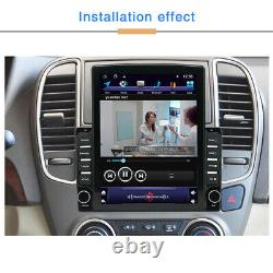 9.7in Car Stereo Radio MP5 Player 2DIN Bluetooth Handsfree Wifi withGPS Navigation