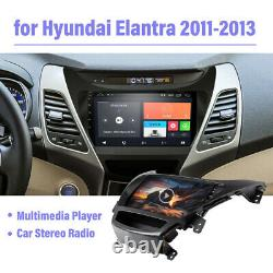 9'' Android 9.1 16GB Quad Core GPS Navigation Bluetooth for Hyundai Elantra