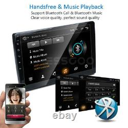 9 Inch 1 DIN Android 9.1 Car Stereo MP5 Player Bluetooth GPS Navigation 2+16GB