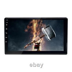 9'' Touch Screen Car Radio Stereo Multimedia MP5 Player Bluetooth GPS Navigation