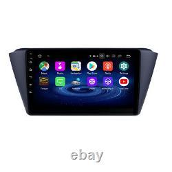 9 Touchscreen Android Autoradio GPS Navigation USB Bluetooth für Skoda Fabia 3