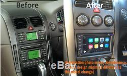 Aftermarket Holden Vy Vz Commodore Gps DVD Sat Nav Bluetooth Usb Navigation