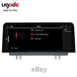 Android9.0 10.25 Screen Car GPS Multimedia Navigation for BMW 3 F30 F80 Camera