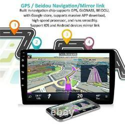 Android9.1 Quad-core GPS Navigation Head Unit 9 2Din Bluetooth Car Stereo Radio