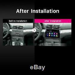 Android 8.1 For 1998-2006 BMW 3Series E46 M3 GPS Navigation support Digital TV