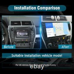 Android Car Stereo Radio for Toyota Camry Navigation Bluetooth Head Unit GPS