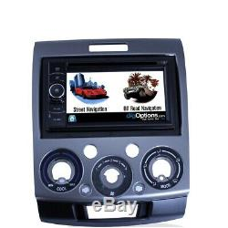 Android GPS Bluetooth Car Player Navigation For Mazda BT-50 & Ford Ranger 06-11