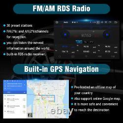Android Radio for Toyota Camry Stereo Carplay Bluetooth GPS Navigation Head Unit