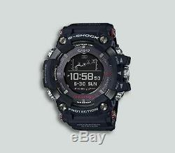 Authentic Men's G-Shock Casio Rangeman Solar GPS Navigation Watch GPR-B1000-1