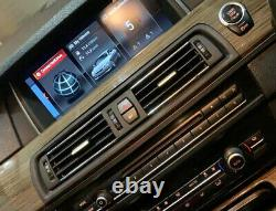 BMW 5er F10 F11 EVO ID6 HDD GPS SAT NAV navigation upgrade set Apple carplay