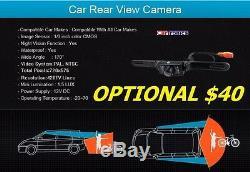 BMW E46 GPS NAVIGATION SYSTEM CD DVD USB BLUETOOTH Double Din Car Stereo Radio