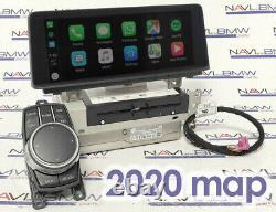BMW NBT EVO ID6 GPS Navigation 1er 2er F20 M2 SAT NAV DAB Radio Satnav CarPlay