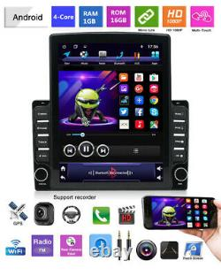 Bluetooth Car Stereo Radio GPS Navigation MP5 Player withCamera Wifi/FM/Hotspot