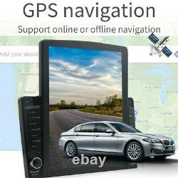 Bluetooth Touch Screen Rotating Screen Car Stereo Radio Player GPS Navigation