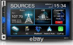 Bmw E46 Navigation Bluetooth Apple Carplay Android Auto Usb Sd Car Radio Stereo